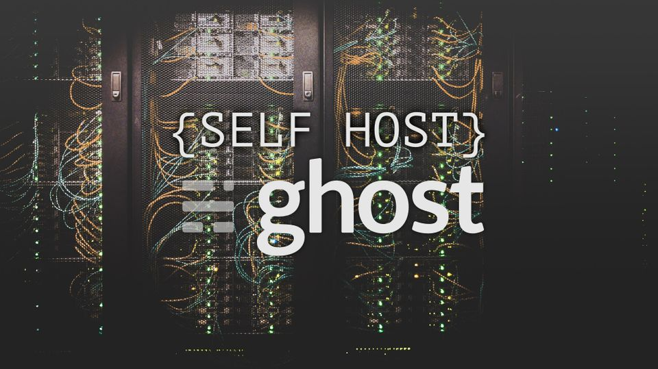 Host Multiple Ghost Instances with Docker